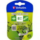 Флешка USB 2.0 8Gb Verbatim Store'n'go Mini Earth