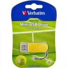 Флешка USB 2.0 8Gb Verbatim Store'n'go MINI TENNIS