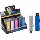 Электронная зажигалка USB 8*2,3*1,2см