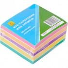 Блок 500 листов 90*90мм цветной