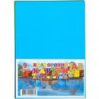 Цветной картон А5 двусторонний, 9 листов