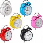 Настольные часы - будильник 17*12*5,5 см