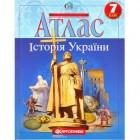 Атлас: Історія України 7 клас