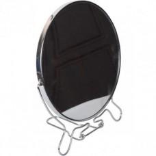 """Зеркало на металлической подставке """"Круг"""" 20 см"""
