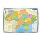 Политическая карта Украины м-б 1:1 500 000 УКР