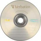 Диски CD-R Verbatim 700Mb 52x Wrap 50 штук