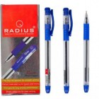 """Ручка """"Race"""" RADIUS 12 штук, синяя"""