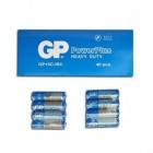 Батарейка GP 15C-IS4 по 4 штуки синие